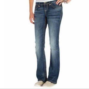 BKE Culture Denim Stretch Boot Cut Jeans